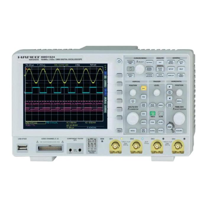 Цифровой осциллограф HAMEG HMO1524