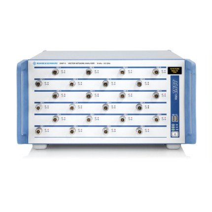 Векторный анализатор электрических цепей R&S ZNBT20; Комплексный анализ активных и пассивных компонент