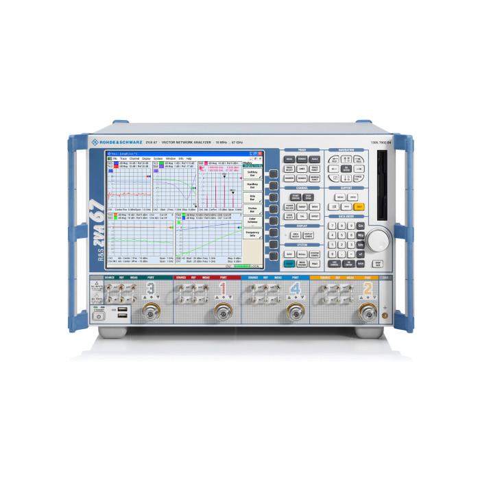 Векторный анализатор электрических цепей Rohde & Schwarz ZVA67