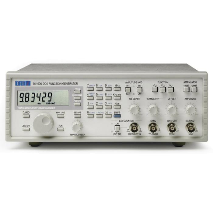 Функциональный генератор сигналов TG1006 от Aim-TTi