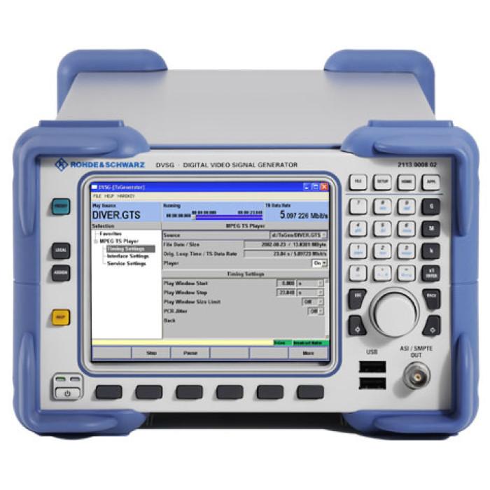 Генератор цифровых видеосигналов Rohde & Schwarz DVSG