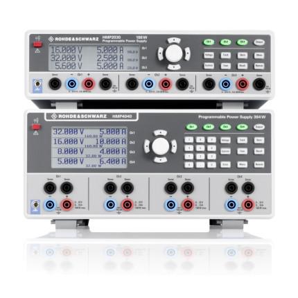 Лабораторный двухканальный источник питания HMP2020 от Rohde & Schwarz