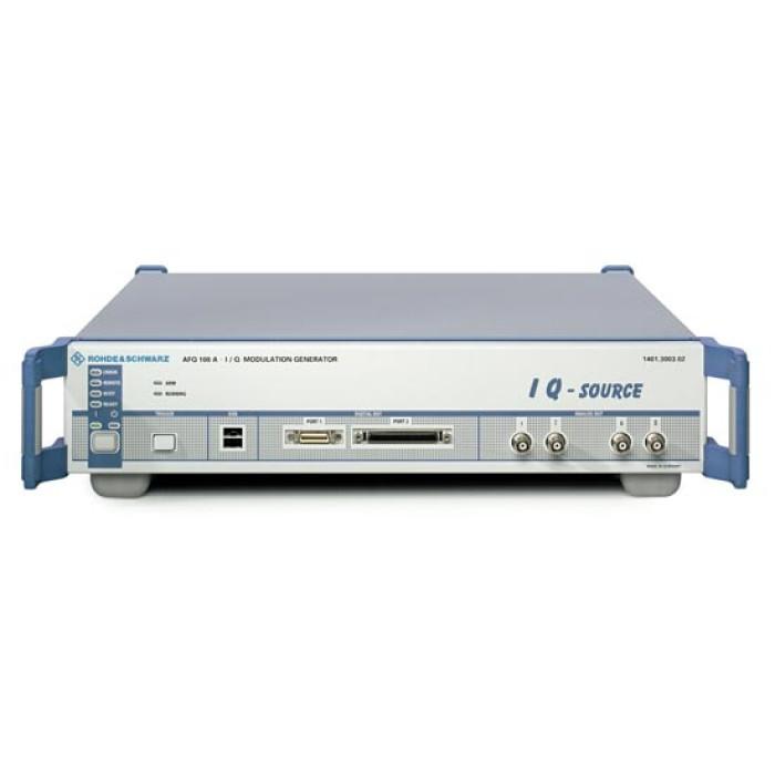 Генератор сигналов I/Q-модуляции Rohde & Schwarz AFQ100A