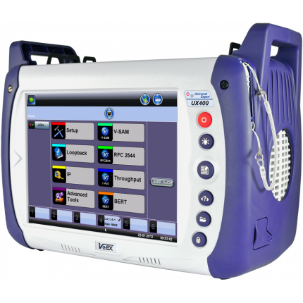 Тестер для кабельных сетей VeEX UX400