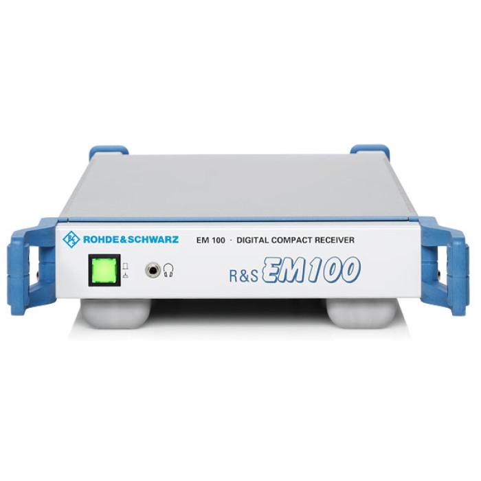 Цифровой компактный приемник реального времени Rohde & Schwarz EM100