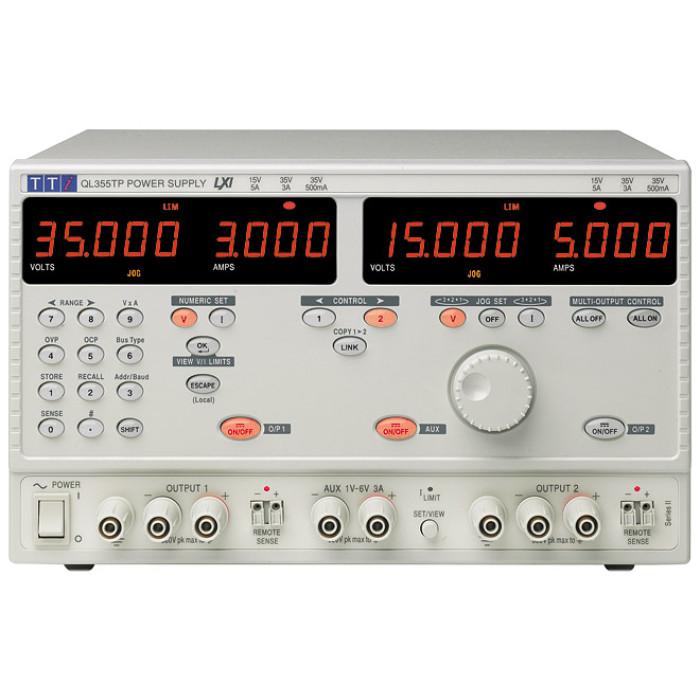 Источник питания QL355T от Aim-TTi