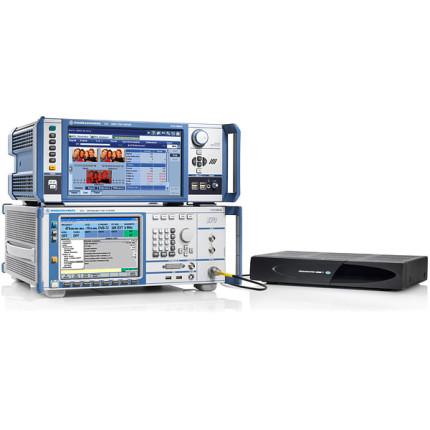 Центр тестирования видео Rohde & Schwarz VTC