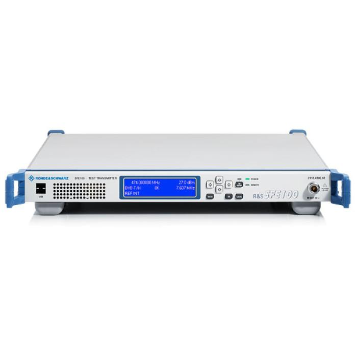 Тестовый генератор вещательных сигналов  Rohde & Schwarz SFE100