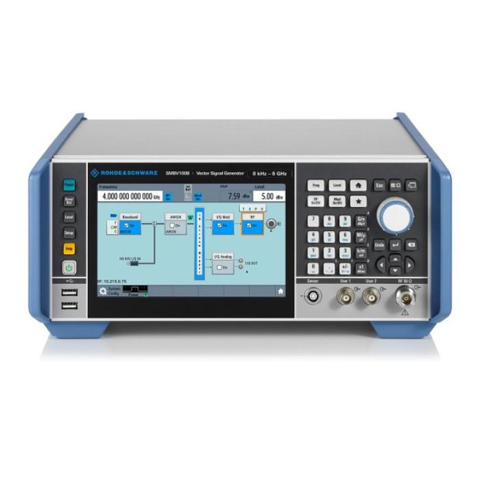 Векторный генератор сигналов SMBV100B от Rohde&Schwarz