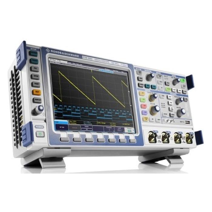 Цифровой осциллограф RTM2034 от Rohde & Schwarz