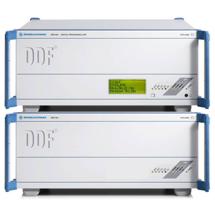 Цифровой сканирующий пеленгатор Rohde & Schwarz DDF0xA