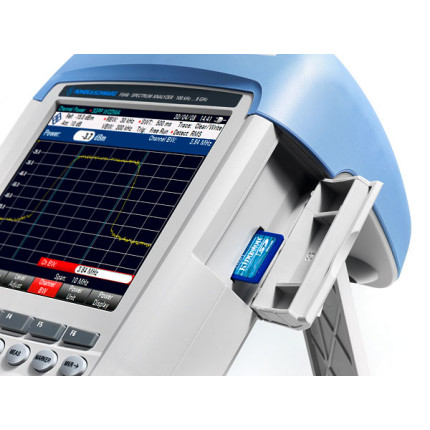 Анализатор сигналов и спектра Rohde & Schwarz FSH20