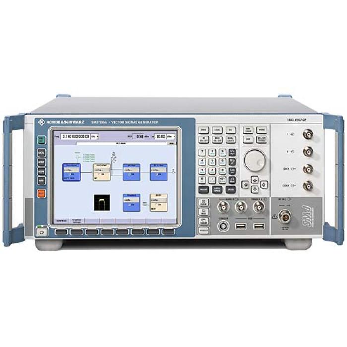 Векторный генератор сигналов Rohde & Schwarz SMJ100A