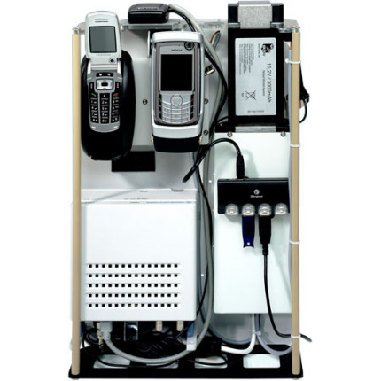 Система для измерения покрытия в рюкзаке Rohde & Schwarz TSMU-Z3