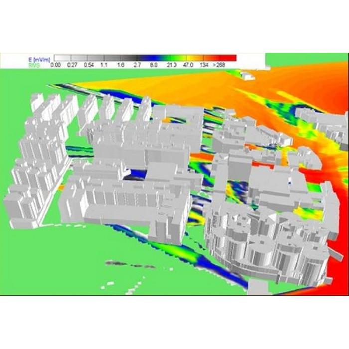 Программное обеспечение EFC-400 от Narda