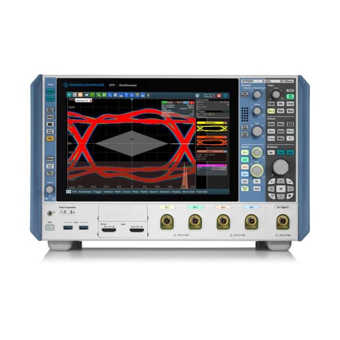Цифровой осциллограф RTP044 от Rohde & Schwarz