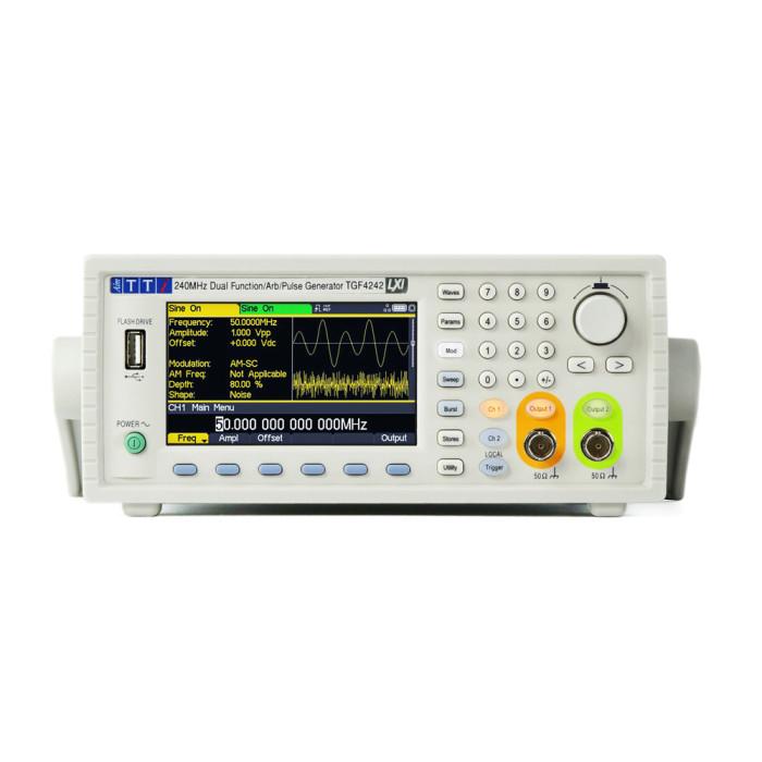 Функциональный генератор TGF4162 от Aim-TTi