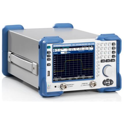 Анализатор сигналов и спектра Rohde & Schwarz FSC3