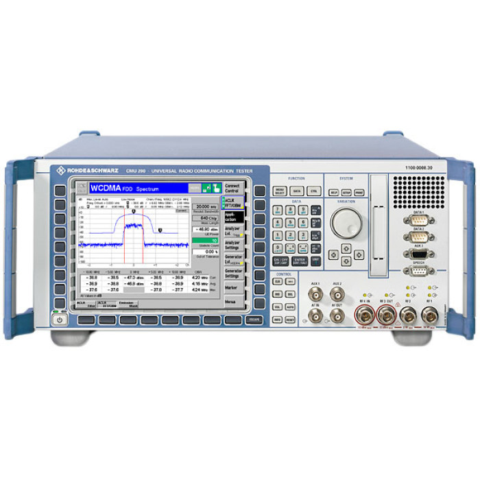 Универсальный радиокоммуникационный тестер Rohde & Schwarz CMU200