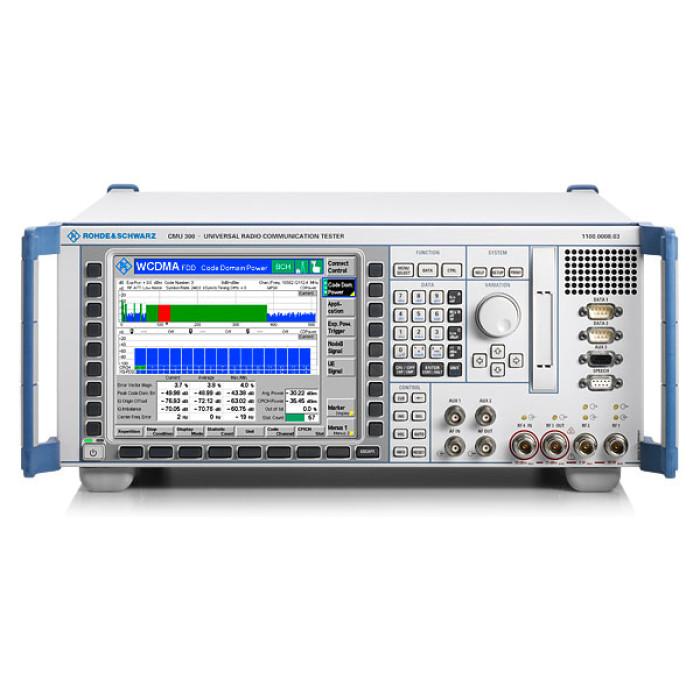 Универсальный радиокоммуникационный тестер Rohde & Schwarz CMU300
