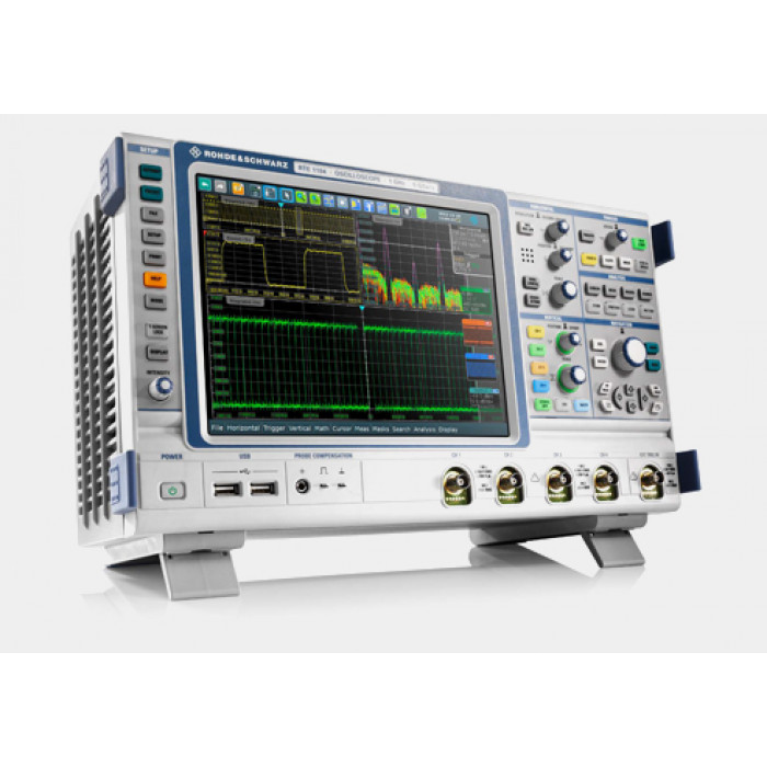 Цифровой осциллограф RTE1032 от Rohde & Schwarz