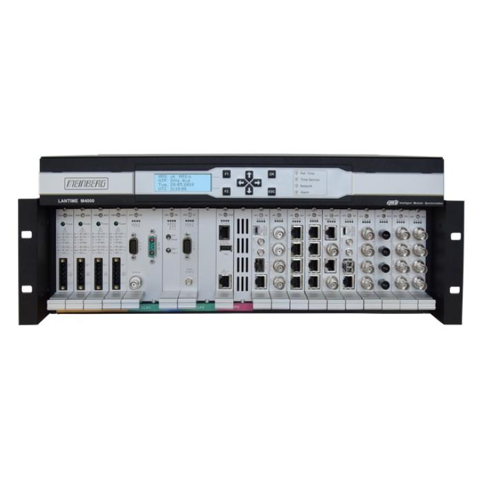 Сервер времени IMS - LANTIME M4000 от Meinberg