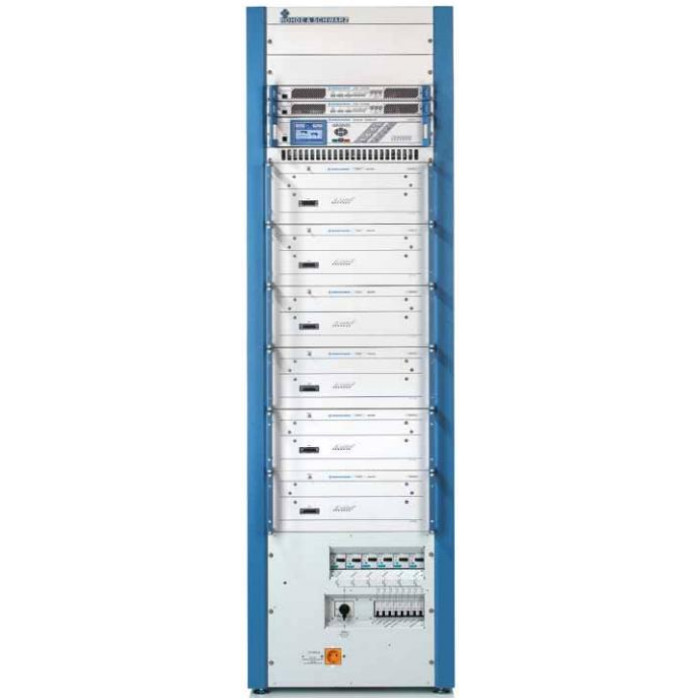 Передатчики ОВЧ-диапазона серии Rohde & Schwarz NW8200