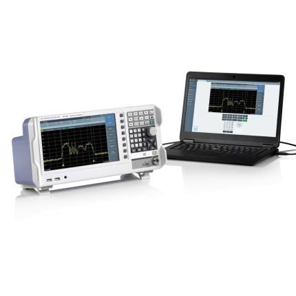 Анализатор спектра и сигналов FPC1000 от Rohde & Schwarz