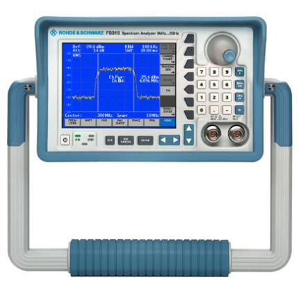 Анализатор спектра Rohde & Schwarz FS315