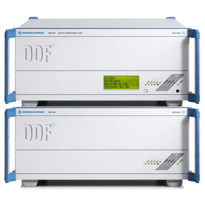 Цифровой мониторинговый пеленгатор Rohde & Schwarz DDF0xE