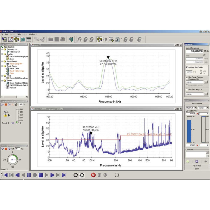 Программное обеспечение EMC32