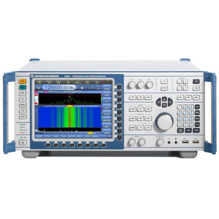 Широкополосный мониторинговый приемник реального времени Rohde & Schwarz ESMD