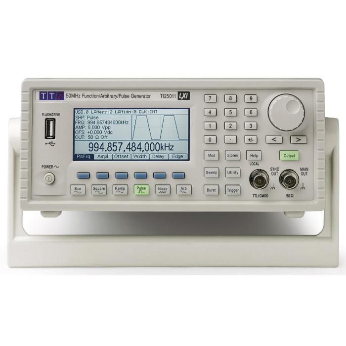Функциональный генератор сигналов TG5011А от Aim-TTi