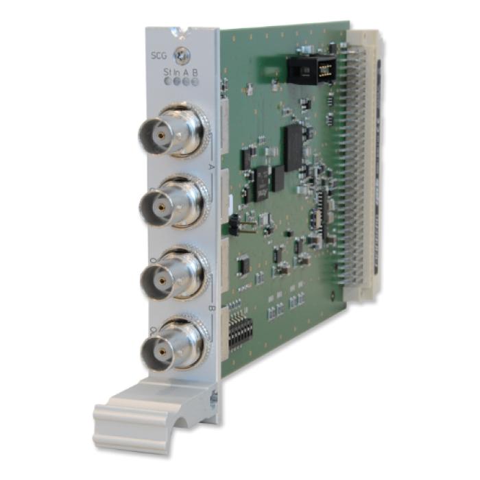 Cтудийный генератор точного времени IMS-SCG от Meinberg