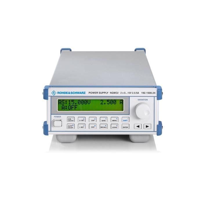 Одно и двух канальный анализатор/источник питания Rohde-Schwarz NGMO2