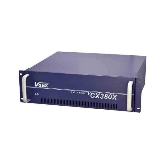 Тестер для кабельных сетей VeEX CX380X