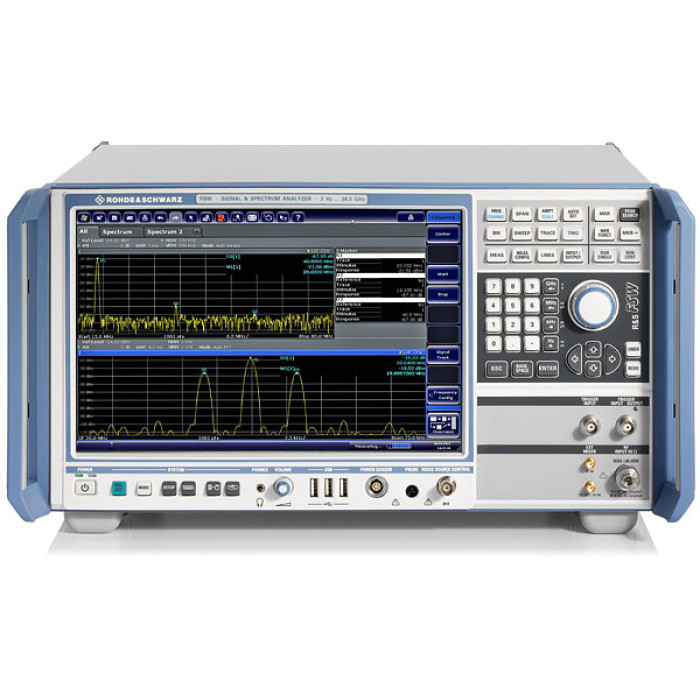 Анализатор сигналов и спектра Rohde & Schwarz FSW8