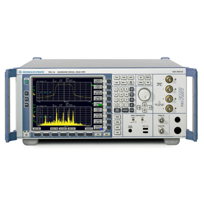 Анализатор сигналов и спектра Rohde & Schwarz FMU36