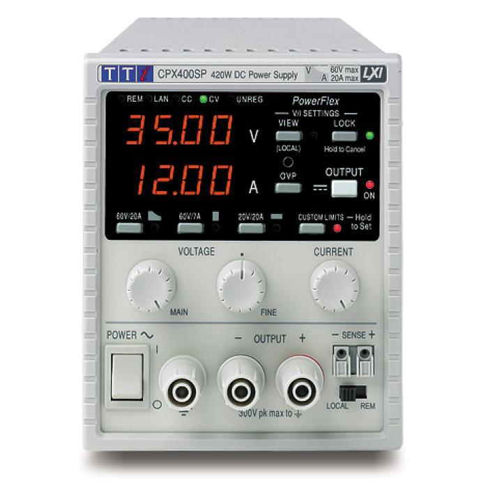 Источник питания CPX400S от Aim-TTi