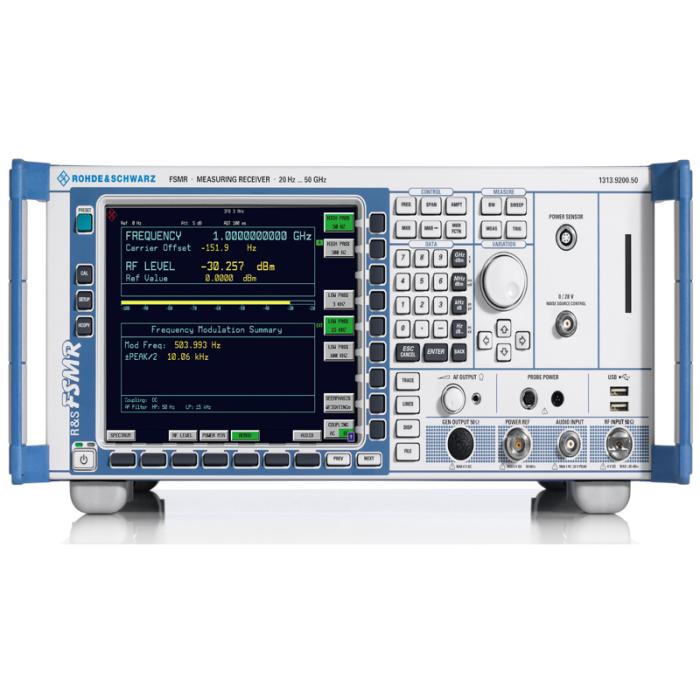 Анализатор сигналов и спектра Rohde & Schwarz FSMR50