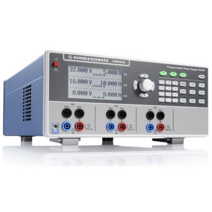 Лабораторный трехканальный источник питания HMP4030 от Rohde & Schwarz