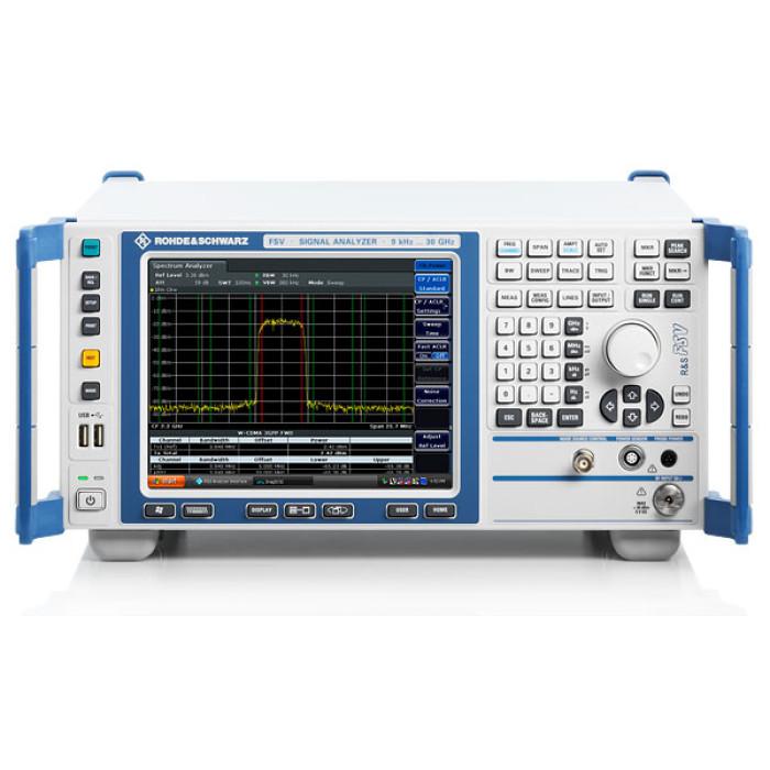 Анализатор сигналов и спектра Rohde & Schwarz FSV30