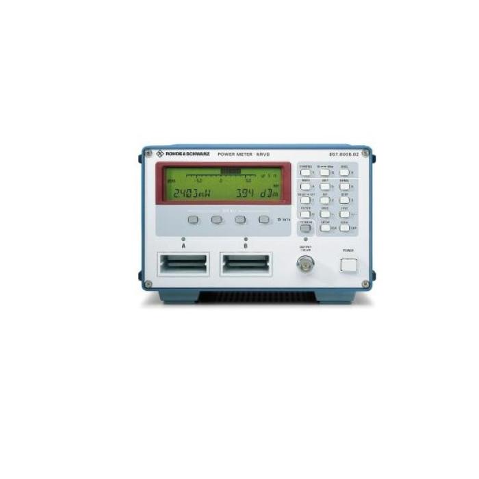 Двухканальный измеритель мощности Rohde & Schwarz NRVD