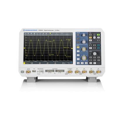 Цифровой осциллограф RTB2002 от Rohde & Schwarz