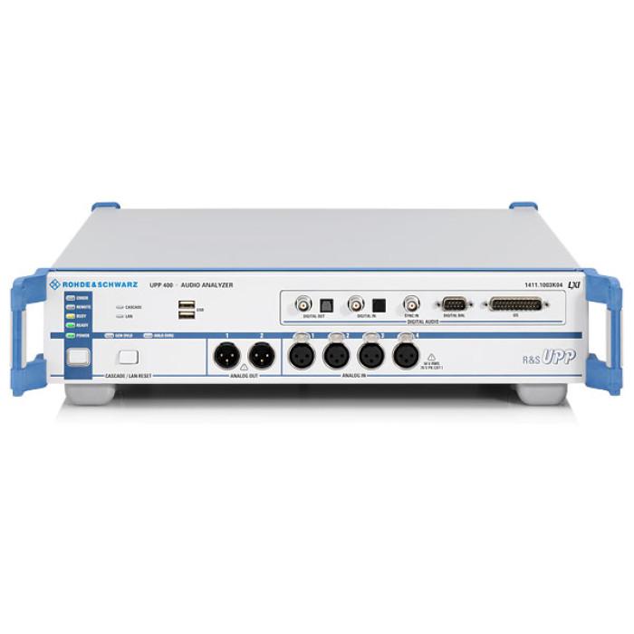Аудиоанализатор Rohde & Schwarz UPP400