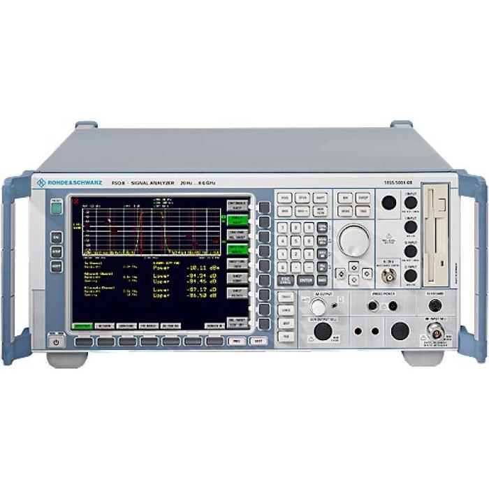 Анализатор сигналов и спектра Rohde & Schwarz FSQ8
