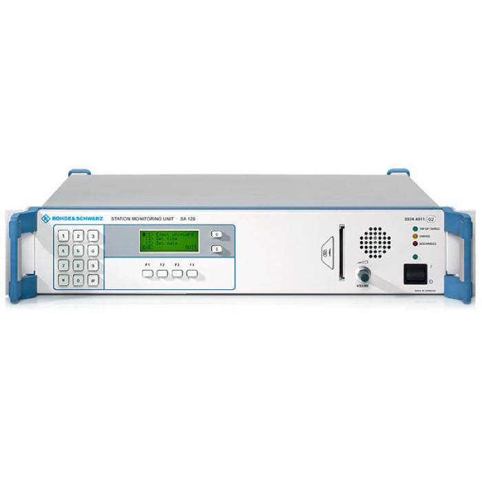Блок контроля станции Rohde & Schwarz SA129