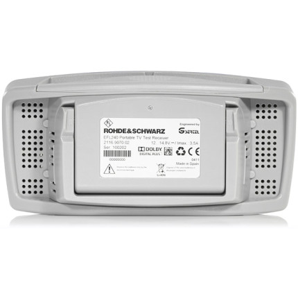 Портативный тестовый приемник телевизионных сигналов Rohde & Schwarz EFL240