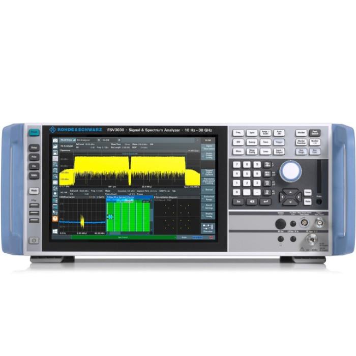 Анализатор спектра и сигналов FSV3000 от Rohde & Schwarz