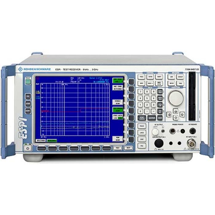 Измерительный приемник Rohde & Schwarz ESPI3